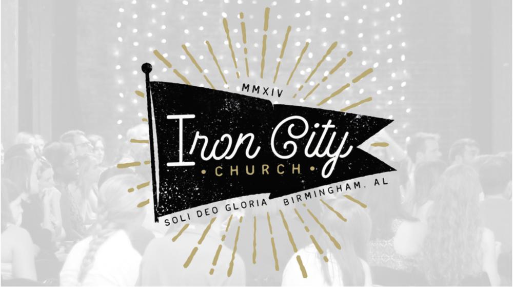 logo for Iron City Church