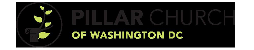 logo for Pillar Church of Washington DC