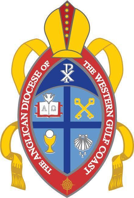 logo for Diocese of the Western Gulf Coast