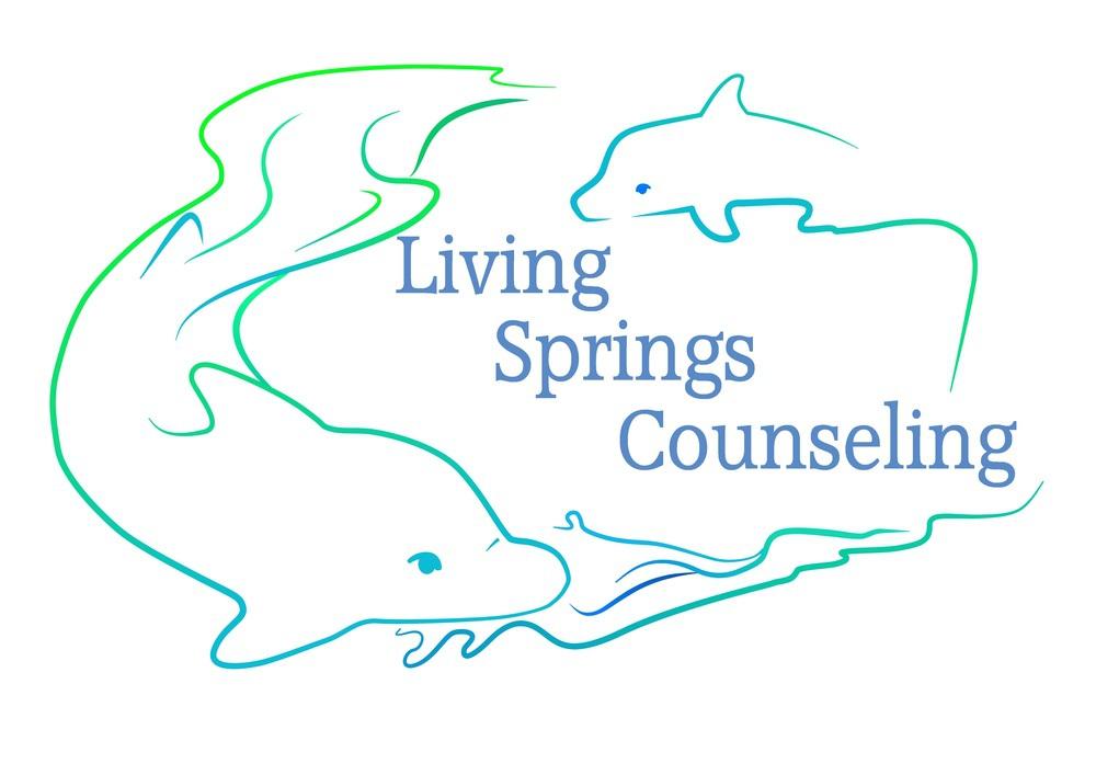 logo for Living Springs Counseling