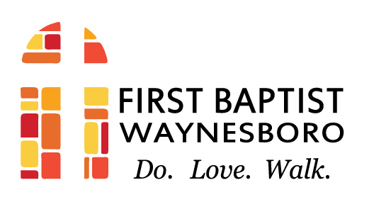 logo for First Baptist Waynesboro