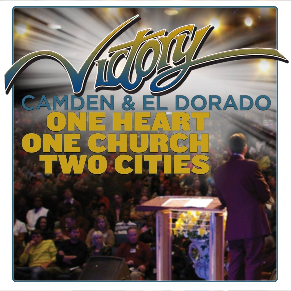 logo for Victory Church El Dorado