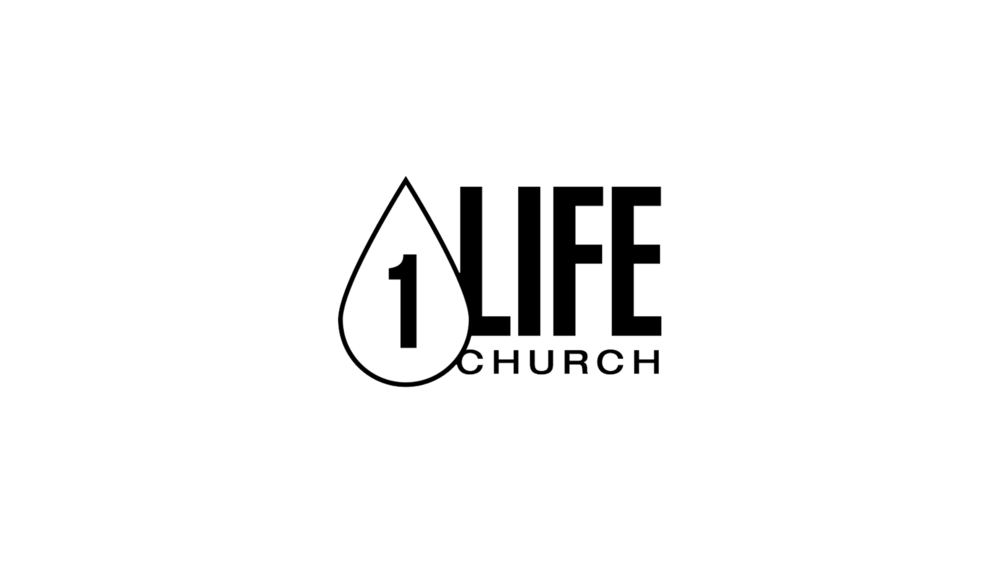 logo for 1 Life Church