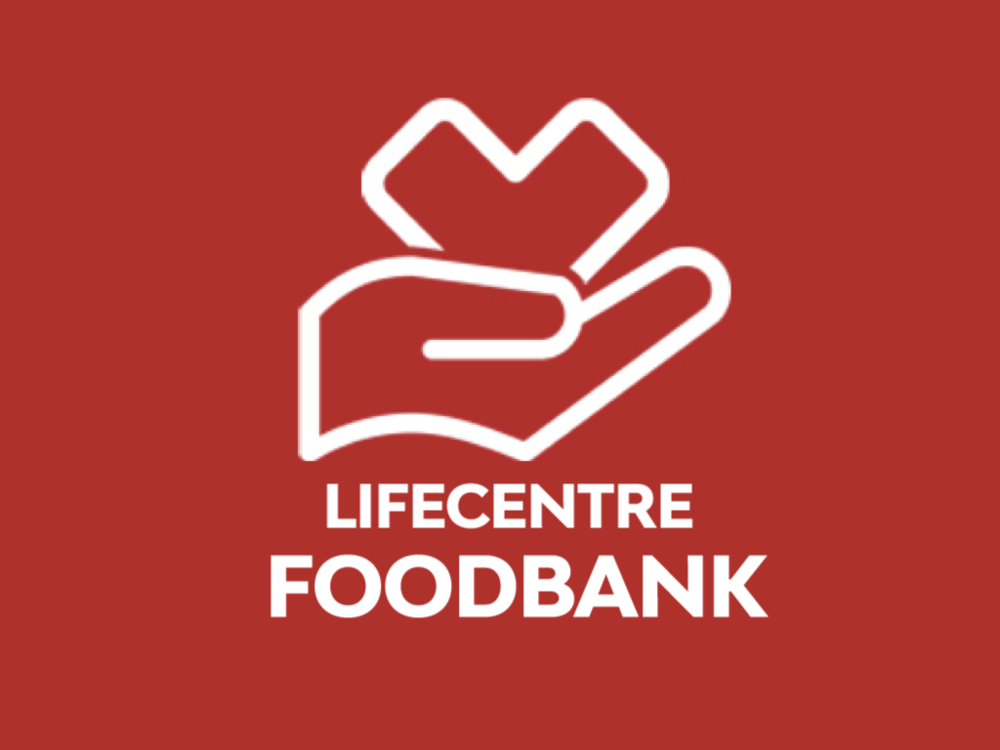 logo for Lifecentre Food bank