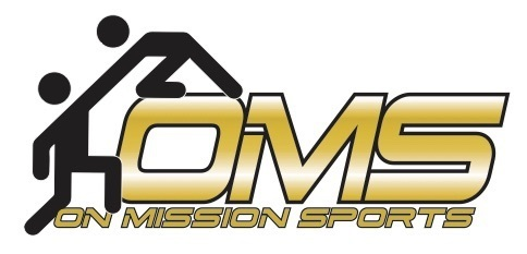 logo for On Mission Sports and Camps