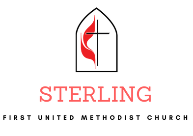 logo for Sterling First United Methodist Church