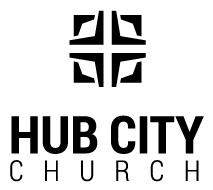 logo for Hub City Church