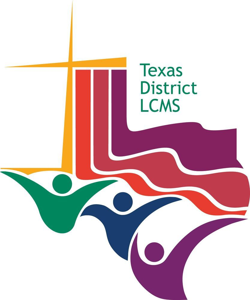logo for Texas District, LCMS