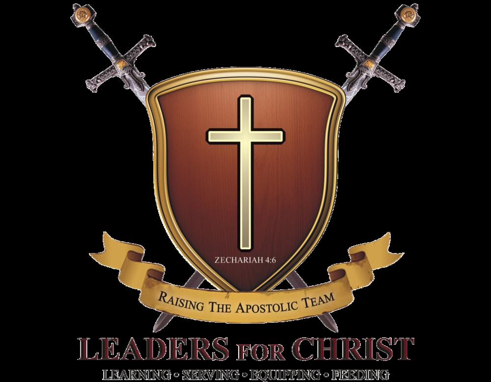 logo for Leaders for Christ