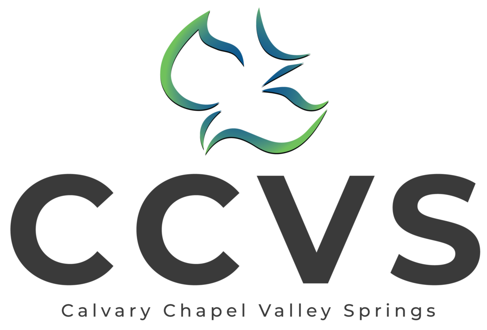 logo for Calvary Chapel Valley Springs