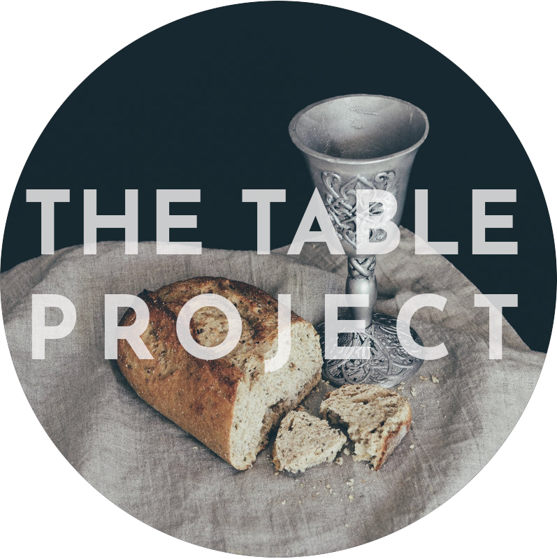 logo for The Table Project