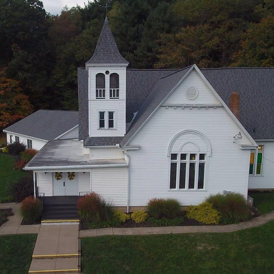 logo for Rush Community Church of the Nazarene