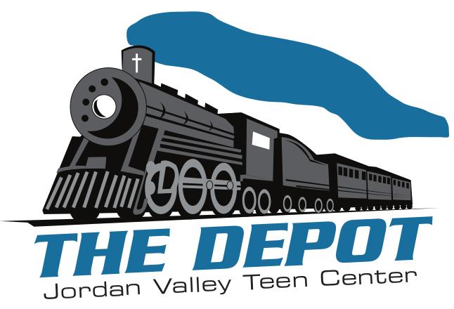logo for The Depot Jordan Valley Teen Center