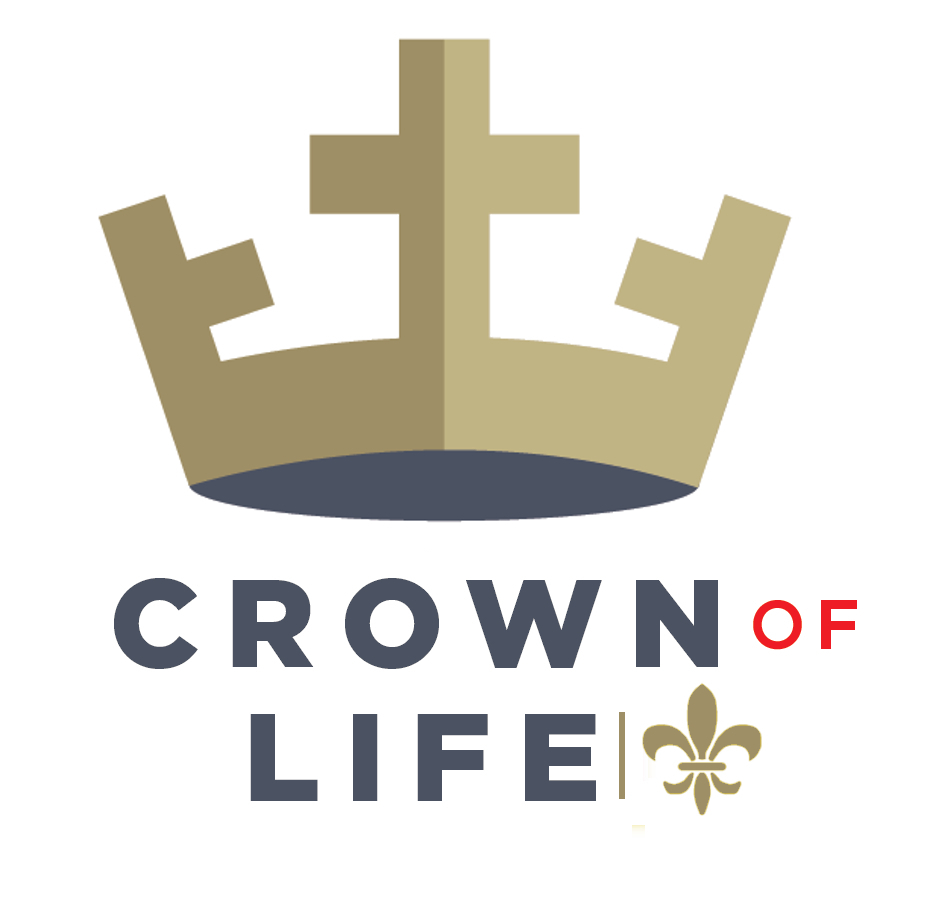 logo for Crown of Life Lutheran