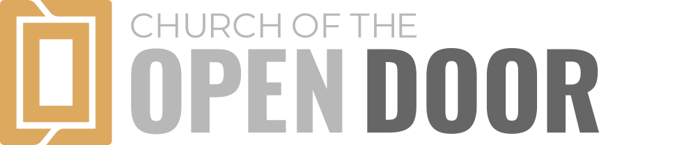 logo for Church of the Open Door