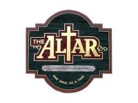 logo for The Altar