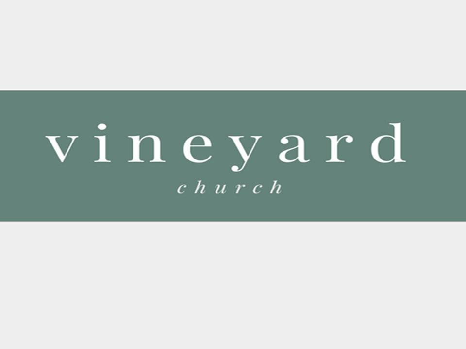 logo for Vineyard Church Muscatine