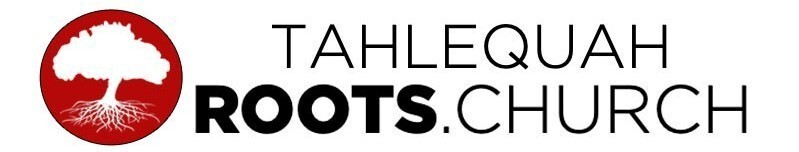 logo for Tahlequah Roots Church