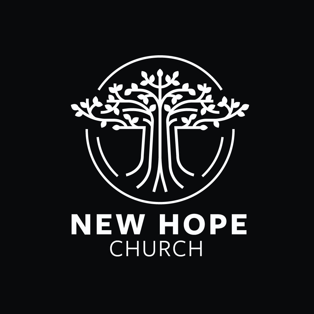 logo for New Hope Church