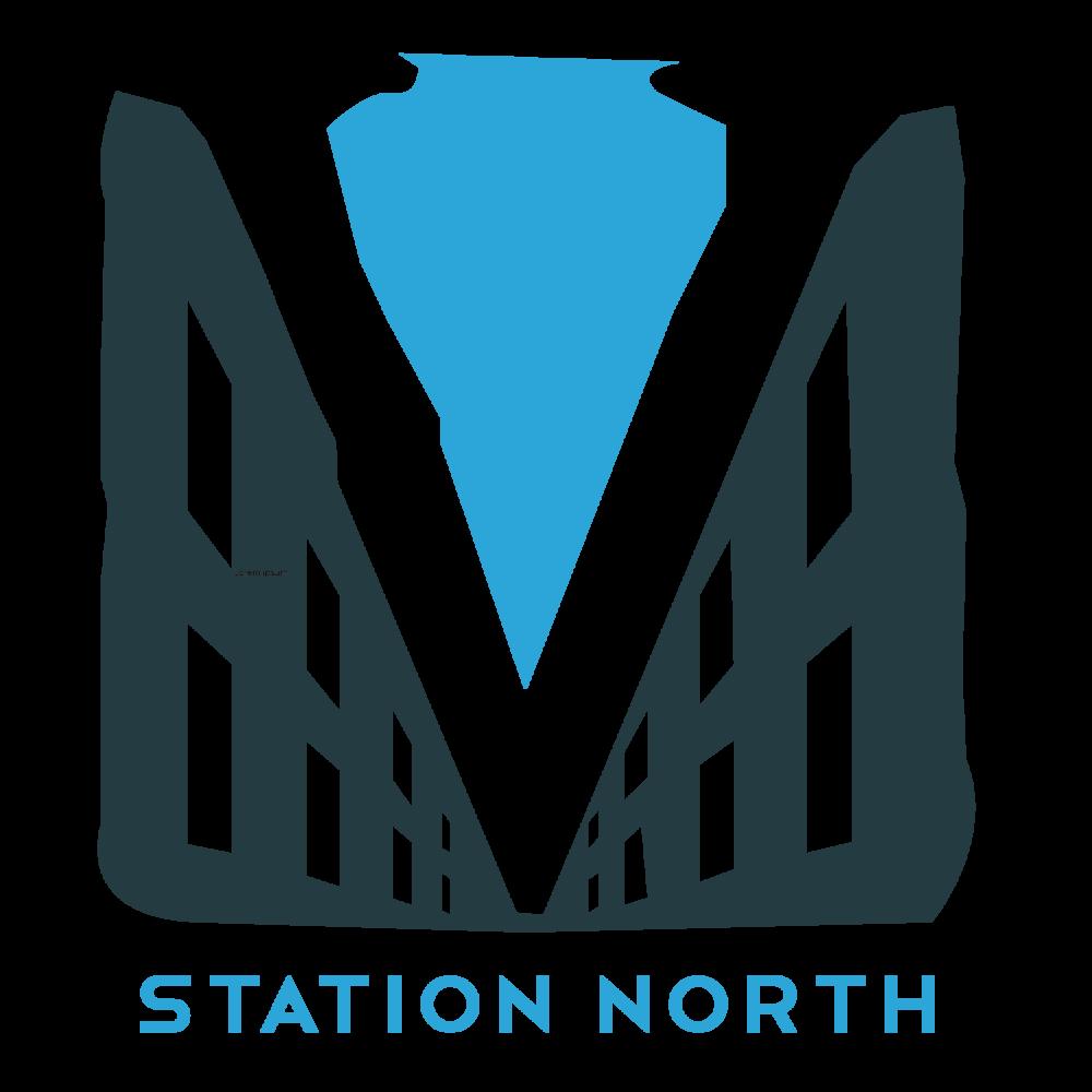 logo for Village Church Station North