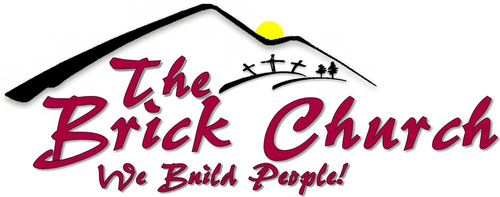 logo for The Brick Church