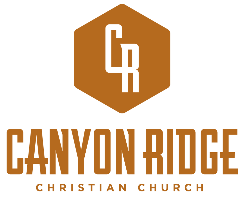 logo for Canyon Ridge - POC