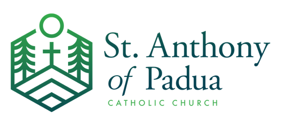 logo for St Anthony of Padua Catholic Church