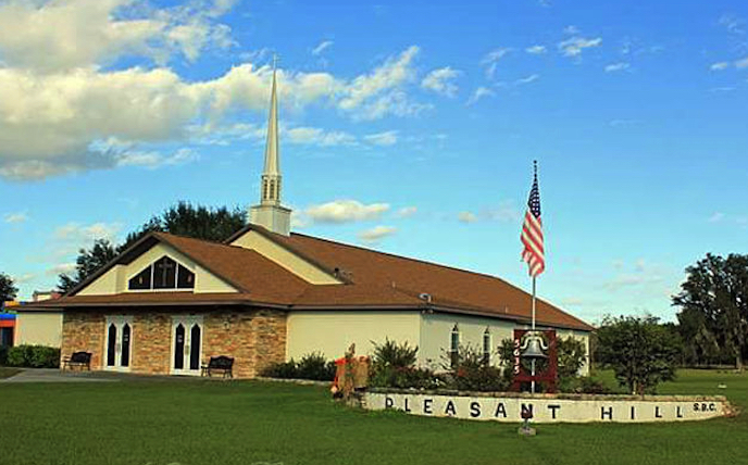 logo for Pleasant Hill Baptist Church