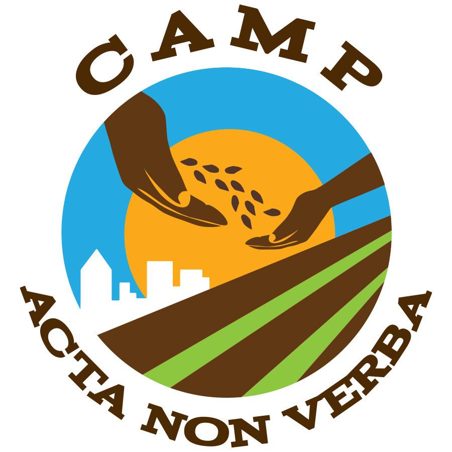 logo for Camp ANV