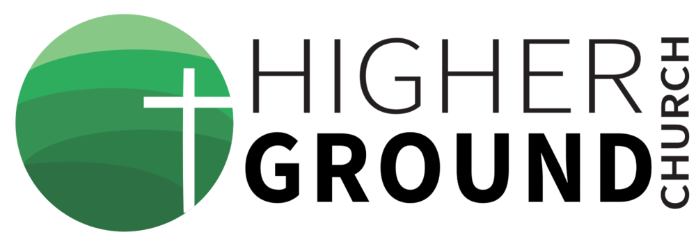 logo for Higher Ground Church