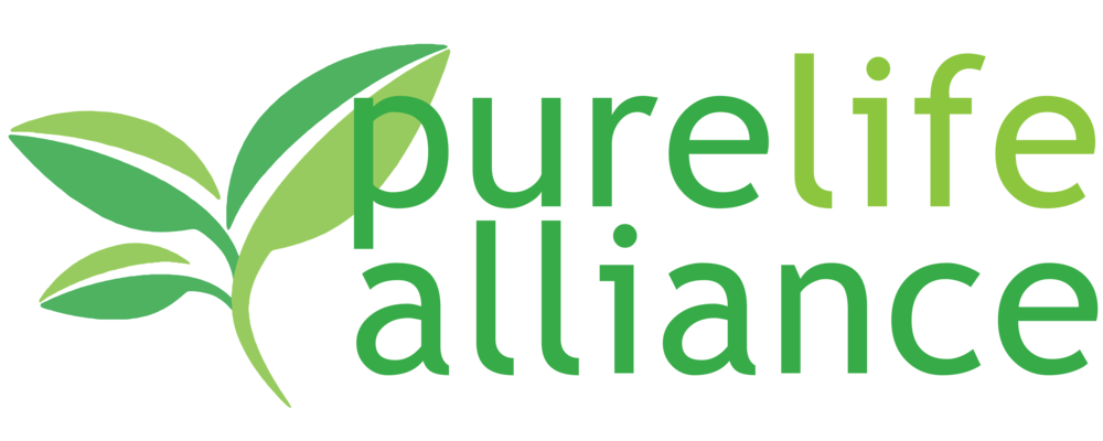 logo for Pure Life Alliance