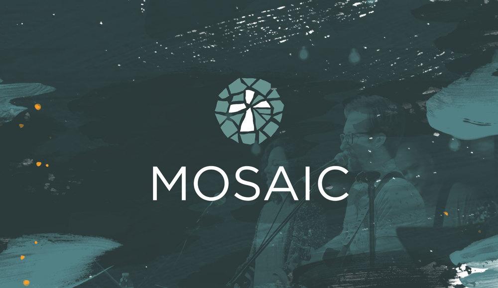 logo for Mosaic Lynchburg