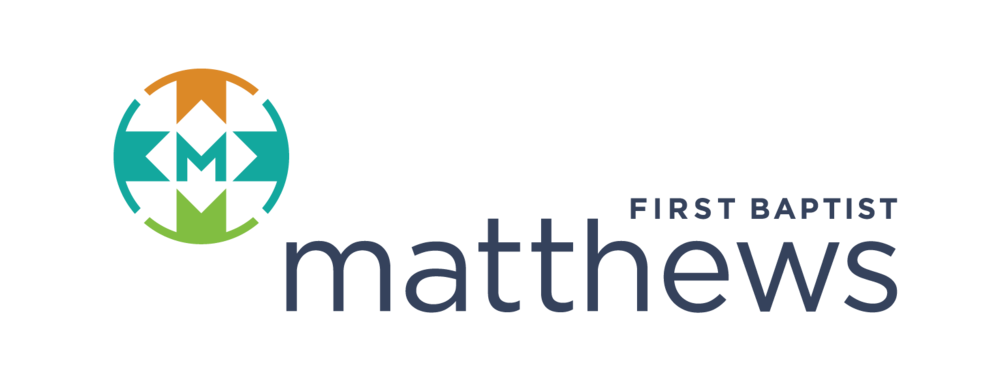 logo for First Baptist Matthews
