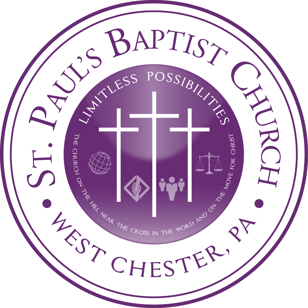 logo for St. Paul's Baptist Church