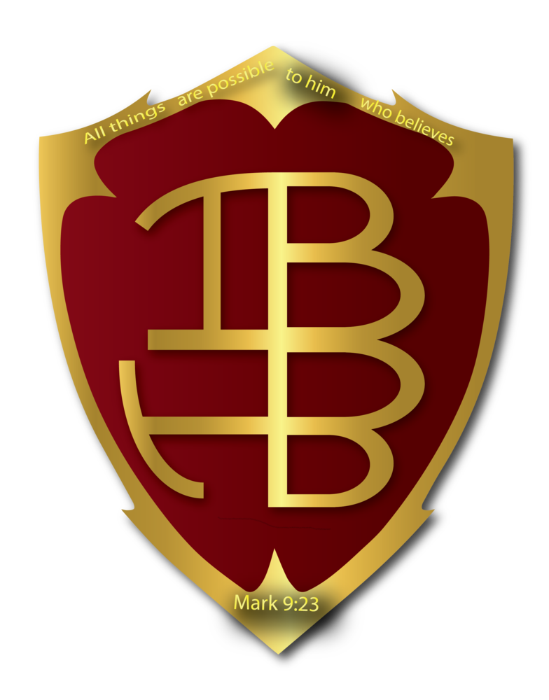 logo for Iglesia Bautista hispano americana internacional de Boston