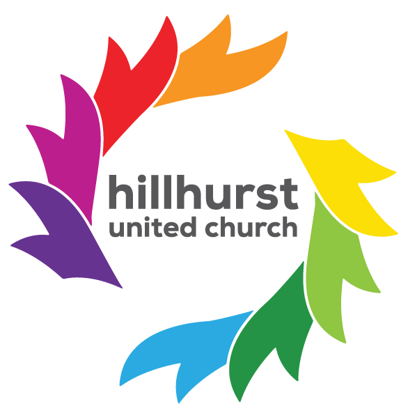 logo for Hillhurst United Church