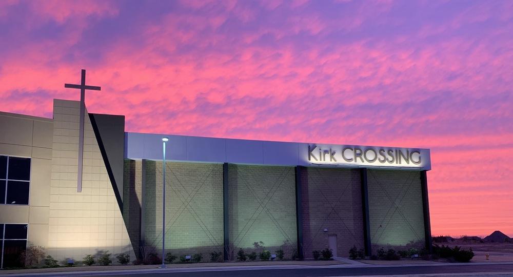 logo for Kirk Crossing