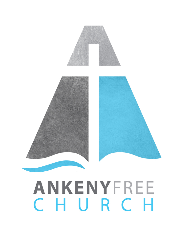 logo for Ankeny Free Church    118 NW Linden St, Ankeny IA