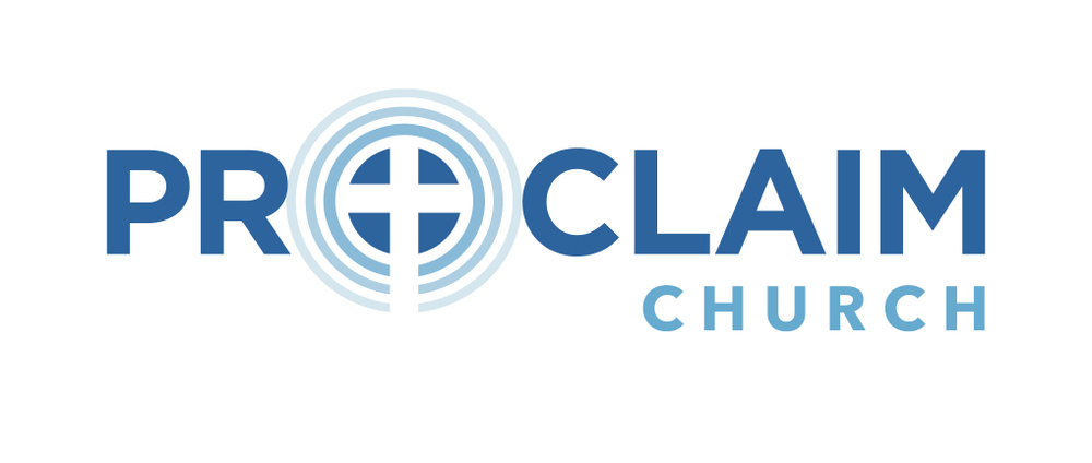 logo for Proclaim Church