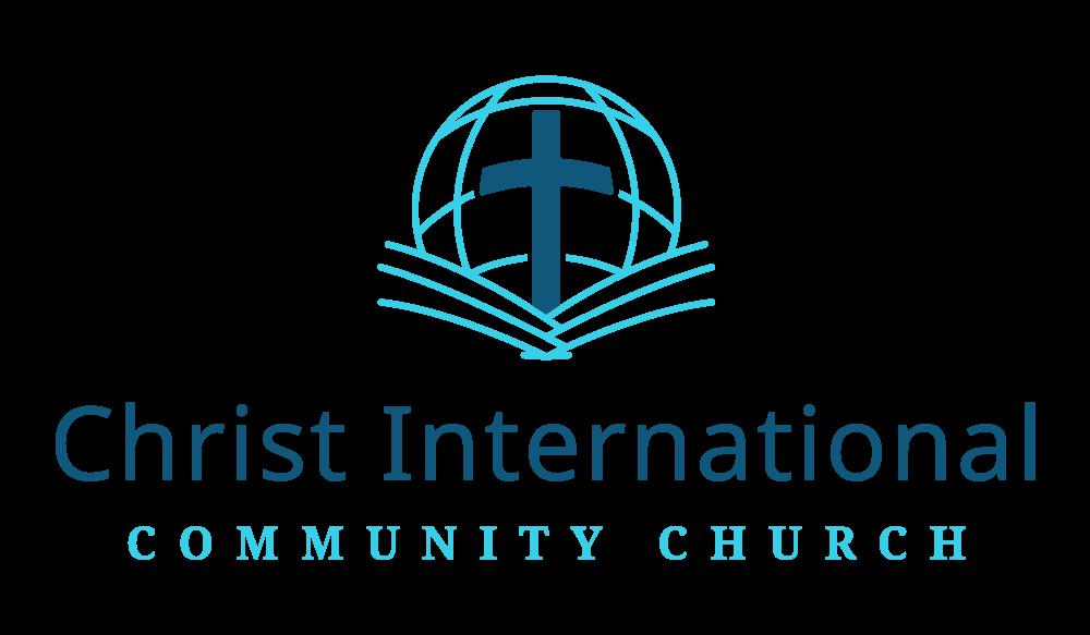 logo for Christ International Community Church