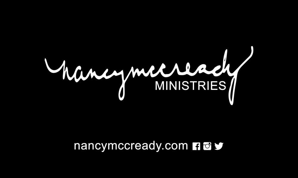 logo for Nancy McCready Ministries