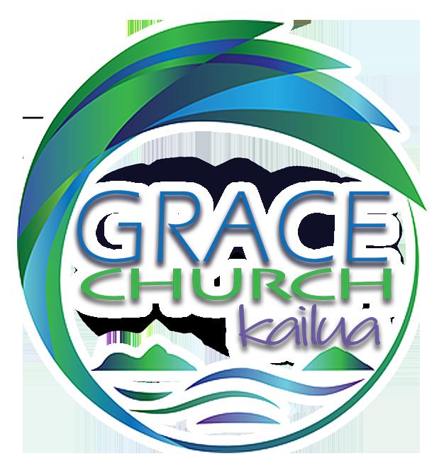logo for Grace Church Kailua
