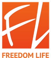 logo for Freedom Life