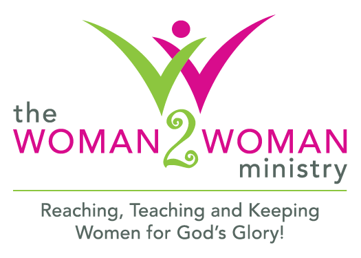 logo for DRM %The Woman2Woman Ministry