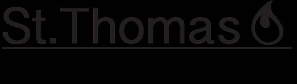 logo for St. Thomas Assembly of God