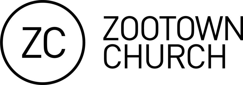 logo for Zootown Church