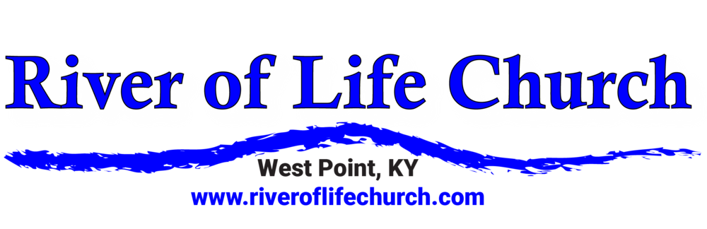 logo for River of Life Full Gospel Church