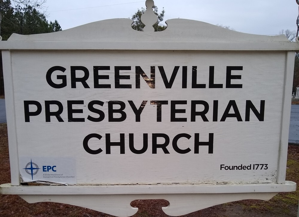 logo for Greenville Presbyterian Church