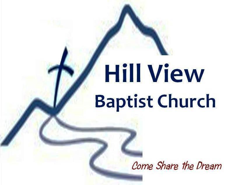 logo for Hill View Baptist Church