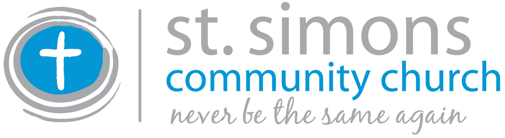 logo for St. Simons Community Church